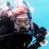 Professional Photographer[SCUBA Diver Magazine]